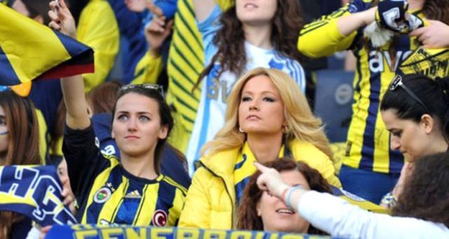 Türkiye'de ünlü isimlerin tuttuğu takımlar