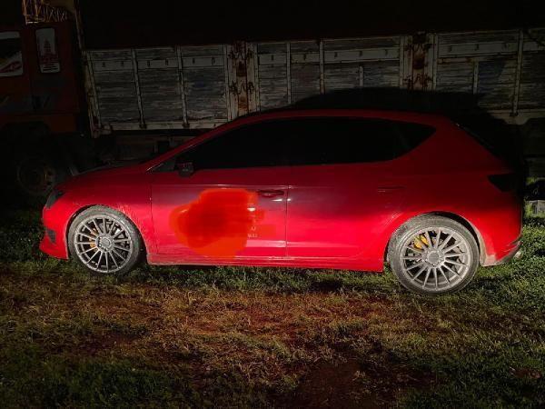 Son dakika haber! Kovalamacayla yakalanan sürücünün otomobilinin, 2 yıldır arandığı ortaya çıktı