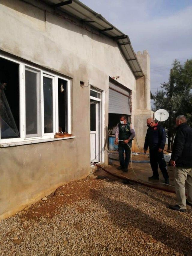 Son dakika haberi... Müstakil evde çıkan yangın ucuz atlatıldı