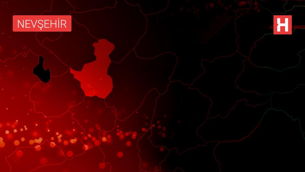 Nevşehir'de kaçak kazı yapan şüpheliler suçüstü yakalandı