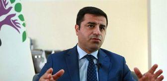 Ahmet Davutoğlu: Selahattin Demirtaş'a, Cumhurbaşkanı'na hakaret suçundan 4 yıl 8 aya kadar hapis istemi