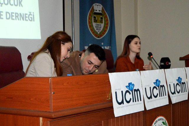 UCİM Ağrı gönüllülerinden farkındalık toplantısı