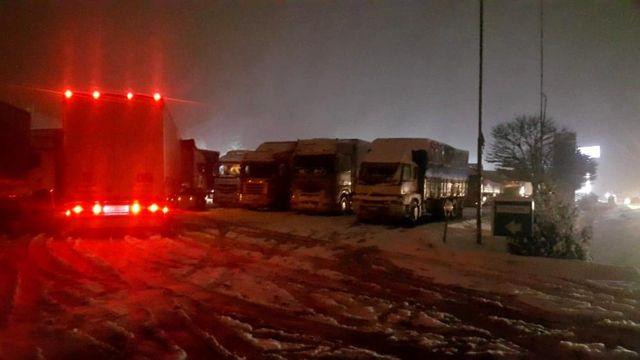 Afyonkarahisar-Antalya karayolu 2 saatin sonunda ulaşıma açıldı