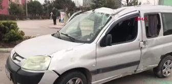 Ticari Araç: Son dakika... AFYONKARAHİSAR Dinar'da kaza: 3 yaralı