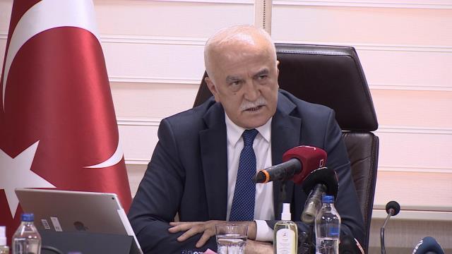 Gezi Parkı tartışması devam ediyor! Vakıflar Genel Müdürü Ersoy'dan İmamoğlu'na cevap