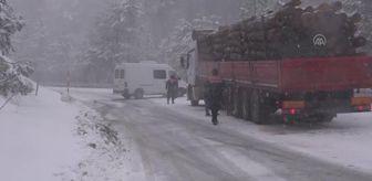Murat Dağı: Kar etkili oldu