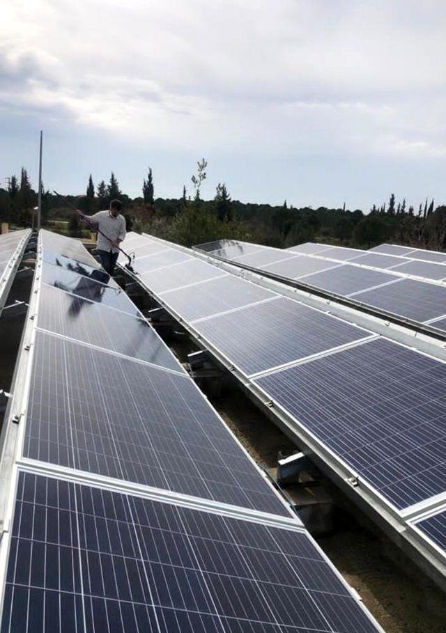 Engelli Rehabilitasyon Merkezi çatısında kurulu GES 450 bin kWh enerji üretti