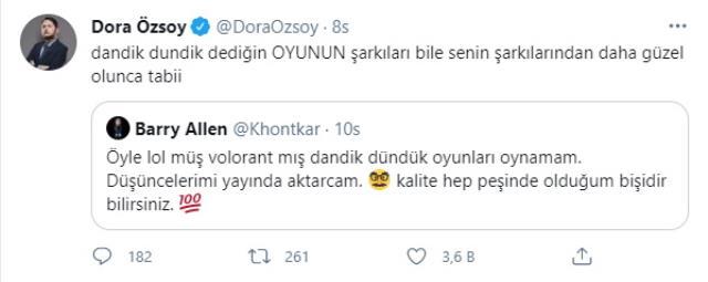 Rapçi Khontkar Twitter'da LoL ve Valorant'ı kötüleyen bir paylaşım yaptı | Riot Games sunucusundan cevap gecikmedi!