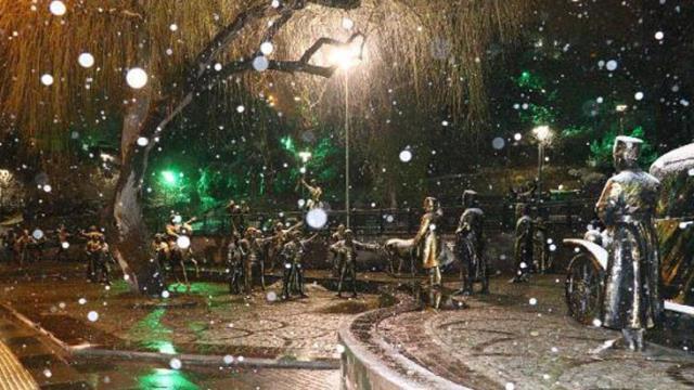 Yola çıkacaklar dikkat! Peş peşe gelen uyarıların ardından Ankara ve İstanbul'da beklenen kar yağışı başladı