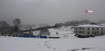 Sedat Şahin: Sıcağa aldanıp çiçek açan meyve ağaçları kar altında kaldı