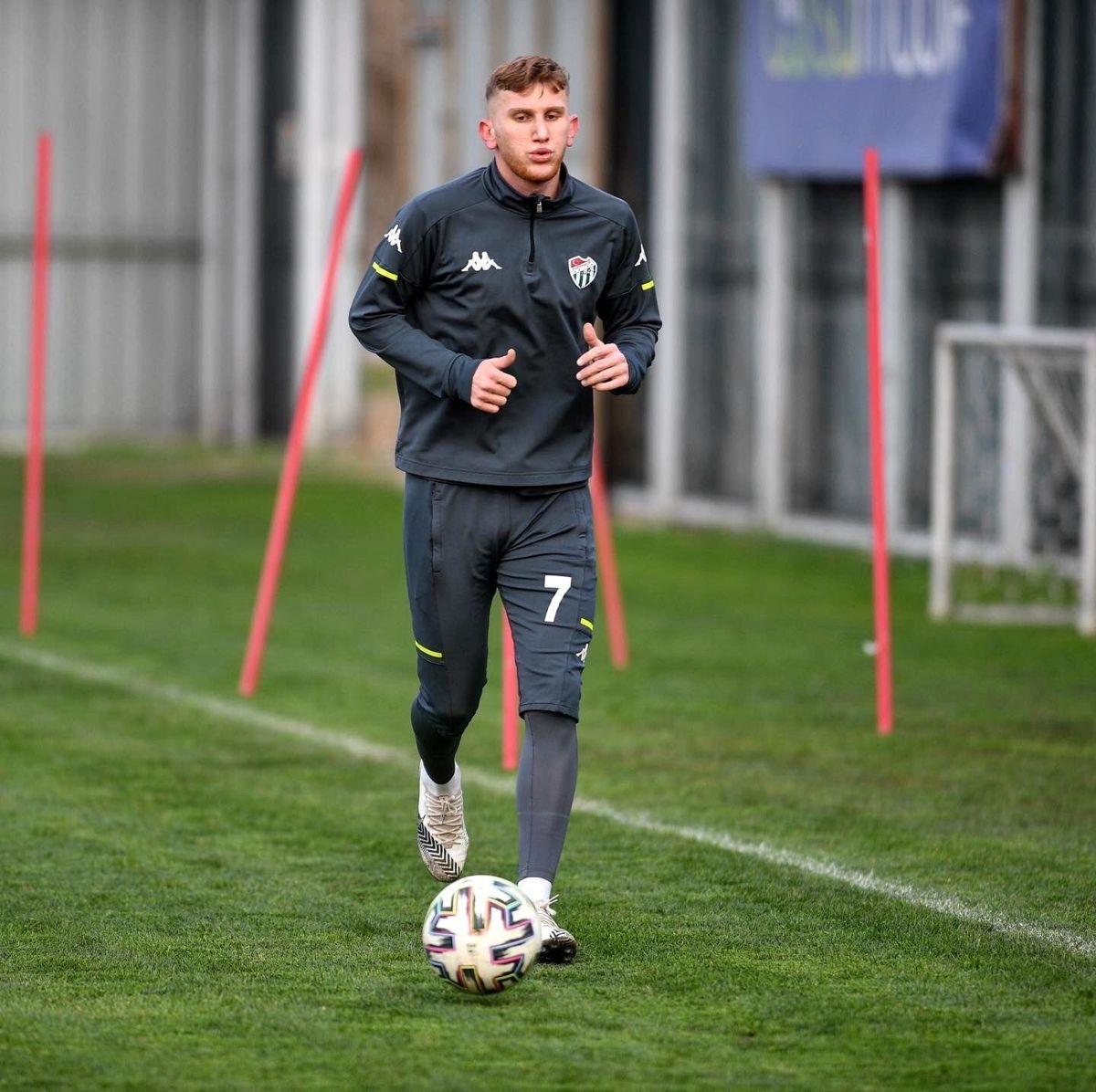 Bursaspor'da Altay maçı hazırlıkları başladı