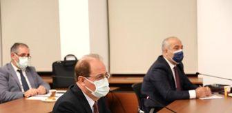 Selçuk Coşkun: Rektör Coşkun 'YÖK Anadolu Projesi' kapsamında gerçekleştirilen toplantıya katıldı