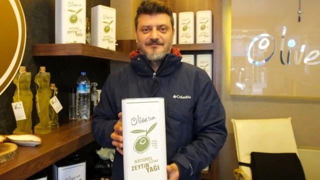 Balıkesir'de dökme zeytinyağı ihracatının yasaklanması üreticileri tedirgin etti
