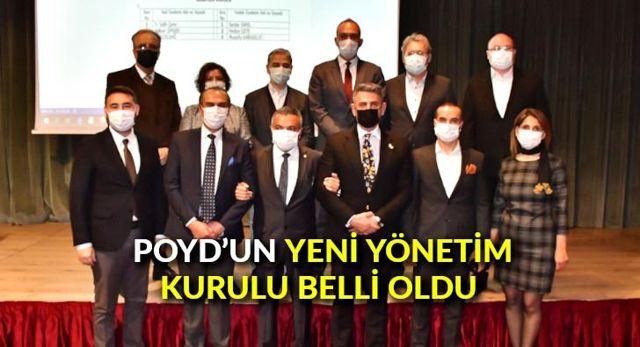 POYD'un yeni yönetim kurulu belli oldu