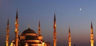 Berat Kandili: Ramazanın müjdecisi Berat Kandili manevi coşkuyla idrak edildi