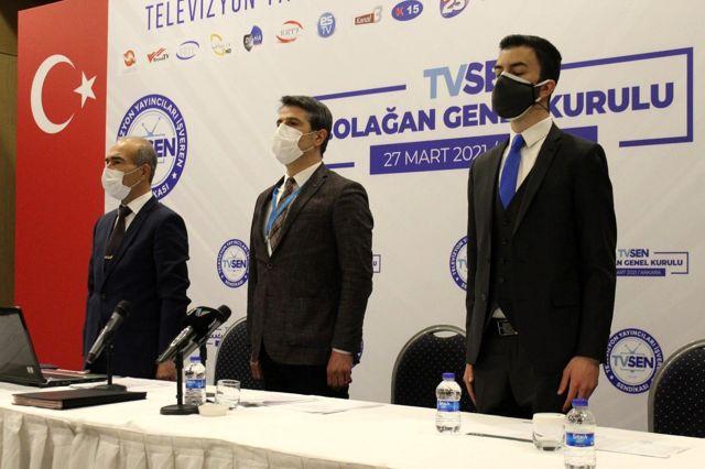 TVSEN 1. Olağan Genel Kurulu Ankara'da gerçekleştirildi