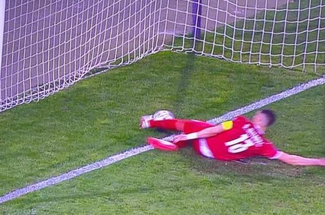 Çizgiyi geçen top gol sayılmadı, Ronaldo çılgına döndü! Maç bitmeden sahayı terk etti