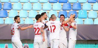 2022 Dünya Kupası: FIFA, Norveç'i yenen Türkiye'yi tebrik etti
