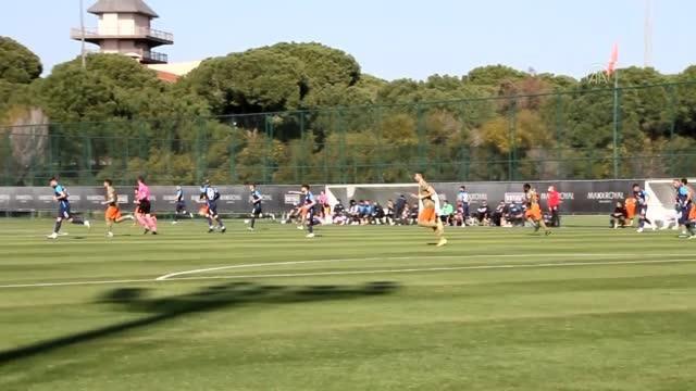 Futbol: Hazırlık Maçı - Medipol Başakşehir : 0 - Çaykur Rizespor: 1