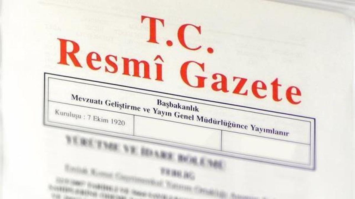 Resmi Gazete bugünün kararları neler? 28 Mart Pazar Resmi Gazete'de yayımlandı! 31437 sayılı Resmi Gazete!