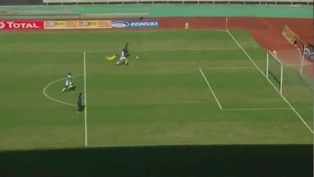 Tanzaya'da Mbwana Samatta, Libya karşısında boş kaleye gol atamadı
