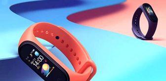 Amazon: Xiaomi mi Band 6, 29 Mart'ta Piyasada Yerini Alacak!