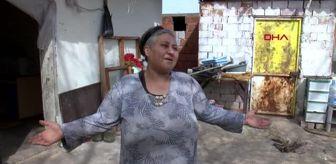Gecekondu: Son dakika! ANTALYA Kirada oturduğu gecekonduya yıkım emri gelen 2 çocuk annesi, yardım istedi