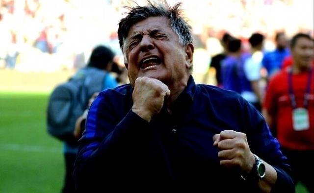 Yilmaz Vural became the new coach of Erzurumspor