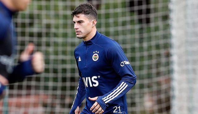 Perotti, who was injured in the Beşiktaş derby in the first half, started to run.