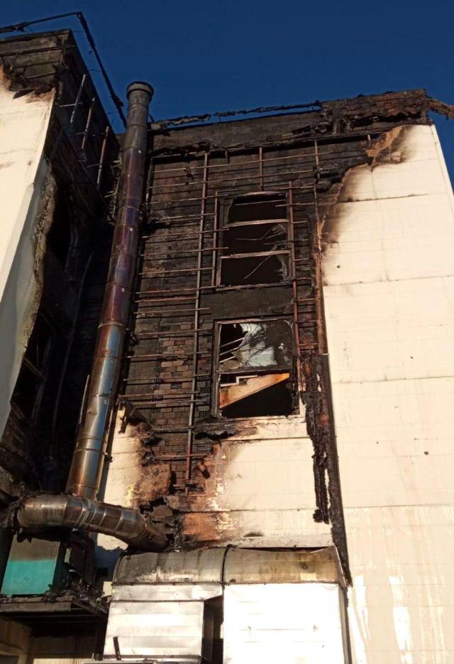 Son dakika haber: Menzil'de çıkan yangın korkuttu