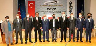 İrfan Kartal: MÜSİAD 7. Genel Kurul Toplantısı yapıldı