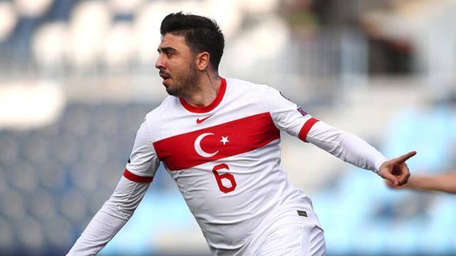 Sergen Yalçın is very happy for the development of his former student Ozan Tufan