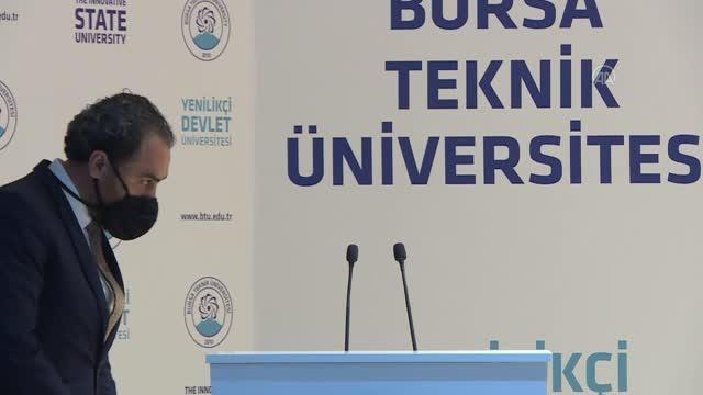 TUA President Yıldırım spoke at the 'Mars 2050 Living Space Idea Competition Jury Award Ceremony