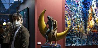 Faruk Kaymakcı: ArtAnkara Uluslararası Çağdaş Sanat Fuarı başladı