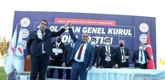 Ahmet Bozan: ASKF'de Bozan yeniden başkan