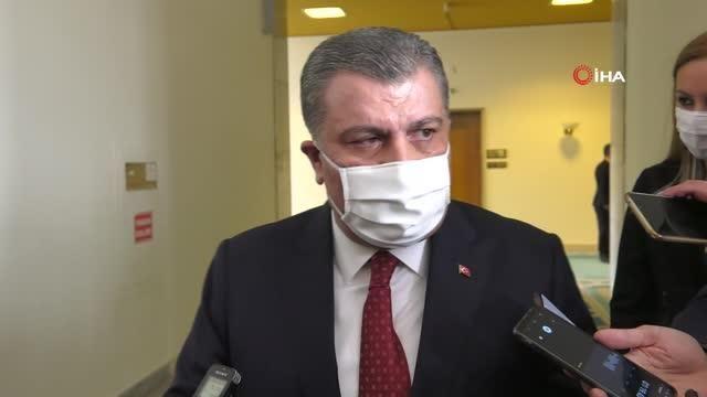 Bakan Koca: 'Mutasyonun Türkiye'deki oranı yüzde 75'lere ulaştı'
