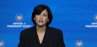 Beyaz Saray: Covid: CDC Direktörü ABD'nin salgında 'kötü sona' yaklaştığı konusunda uyardı