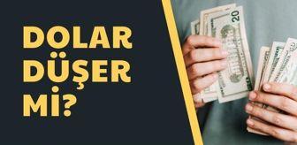 Usd: Dolar yorum: Dolar düşer mi? Dolar düşecek mi? Dolar ne olur? Dolar neden düşüyor?