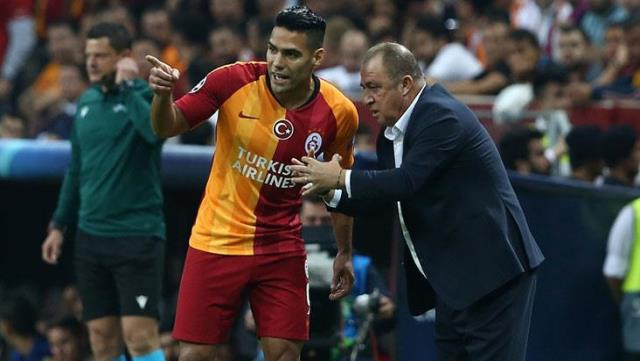 In the match of Hatayspor, Radamel Falcao goes to the starting 11, Mostafa Mohamed goes to the backup