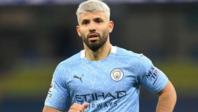 Sergio Agüero leaves the team at the end of the season at Manchester City