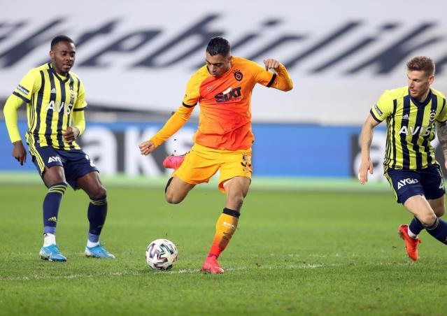 Garden, who had a lot of goals in the first half of the season, experienced the opposite in the second half!  Another Galatasaray defeat started the bad course