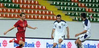Zeki Avcı: Ümit Milli Takım, Sırbistan'a 1-0 mağlup oldu