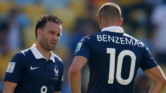 Benzema, the star of Real Madrid, who blackmails a tape to Valbuena, is on trial!  Benzema can go to jail