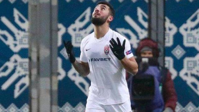 Zorya'da kiralık olarak oynayan Fenerbahçeli Allahyar, üst üste 3. kez en iyi futbolcu seçilerek dikkatleri üzerine çekti