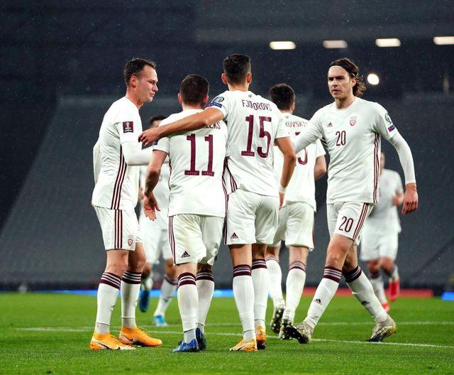 2022 FIFA Dünya Kupası Avrupa Elemeleri: Türkiye: 3- Letonya: 3 (Maç sonucu)