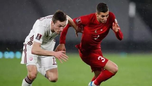 Mert Müldür: Go beat the Netherlands and Norway, then draw with Latvia 3-3