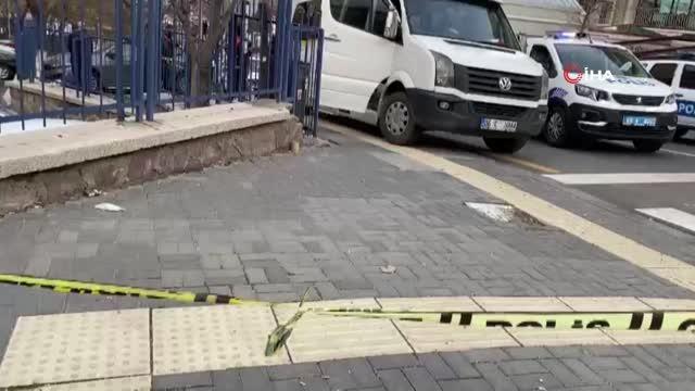 Son dakika haber | Başkent'te bir kişi servis aracında ölü bulundu