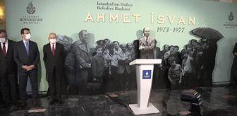 Altan Öymen: Kılıçdaroğlu, 'İstanbul'un Halkçı Belediye Başkanı Ahmet İsvan (1973-1977)' sergisinin açılışına katıldı