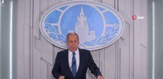 India: - Rusya Dışişleri Bakanı Lavrov: 'Türkiye-Afgan heyetleri arasındaki görüşmeler, Doha'daki müzakere sürecine ivme kazandırdı'