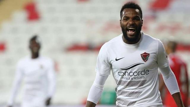 Aaron Boupendza's coronavirus test was negative!  Will be on the field in the Galatasaray match if given the chance